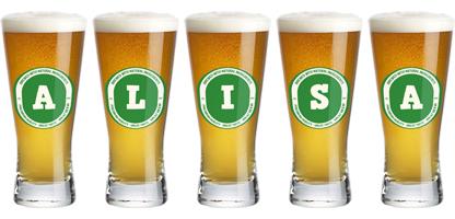 Alisa lager logo