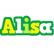 Alisa soccer logo