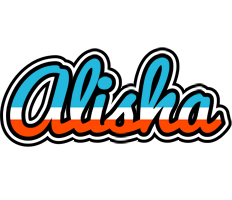 Alisha america logo