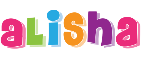 Alisha friday logo