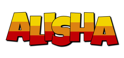 Alisha jungle logo