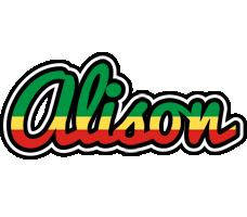 Alison african logo