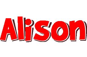Alison basket logo