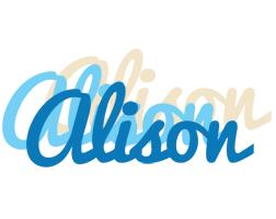 Alison breeze logo