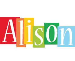 Alison colors logo
