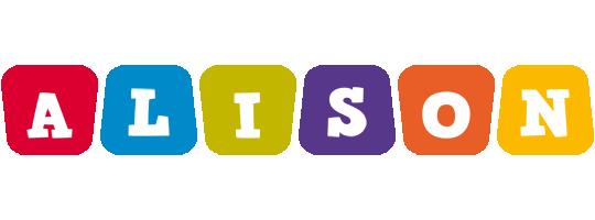 Alison daycare logo