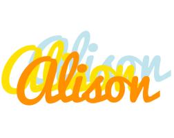 Alison energy logo