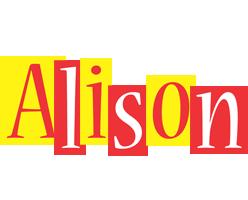 Alison errors logo