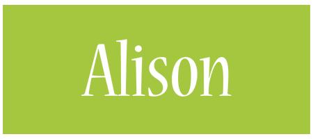 Alison family logo