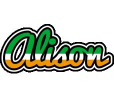 Alison ireland logo