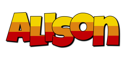 Alison jungle logo