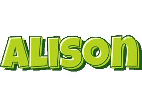 Alison summer logo