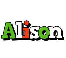 Alison venezia logo