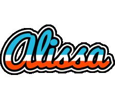 Alissa america logo