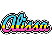 Alissa circus logo