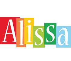 Alissa colors logo