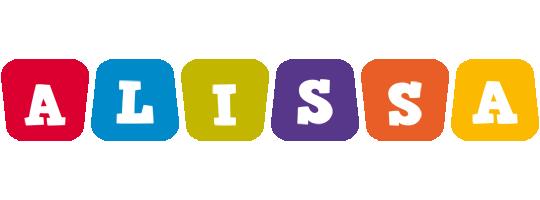 Alissa daycare logo