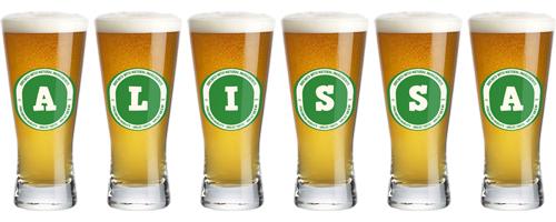 Alissa lager logo