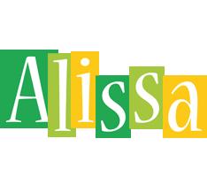 Alissa lemonade logo
