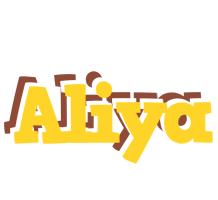 Aliya hotcup logo