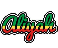 Aliyah african logo