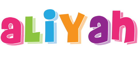 Aliyah friday logo