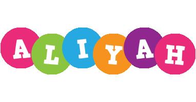 Aliyah friends logo