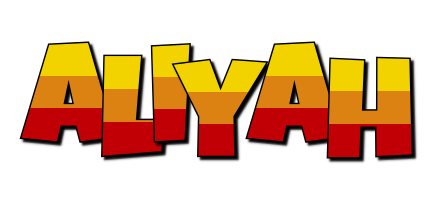 Aliyah jungle logo