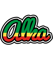 Alka african logo
