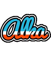 Alka america logo