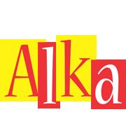 Alka errors logo