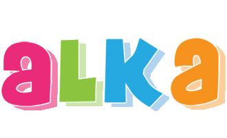 Alka friday logo