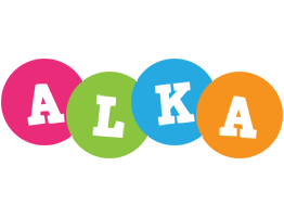 Alka friends logo