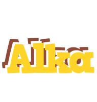 Alka hotcup logo