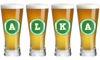 Alka lager logo