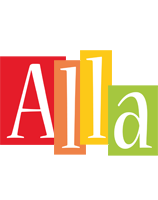 Alla colors logo