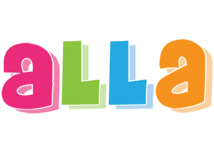 Alla friday logo