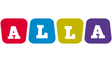 Alla kiddo logo