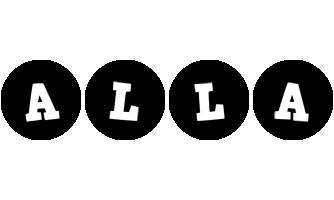 Alla tools logo