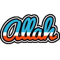 Allah america logo