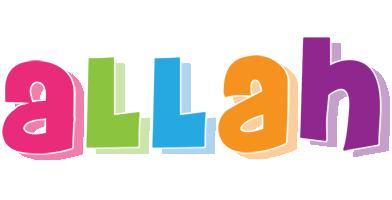 Allah friday logo
