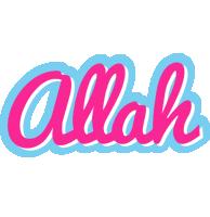 Allah popstar logo