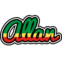Allan african logo