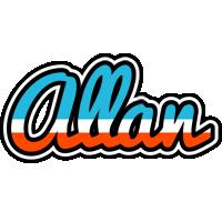 Allan america logo