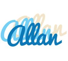 Allan breeze logo