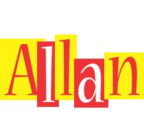 Allan errors logo