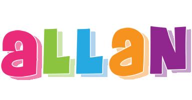 Allan friday logo