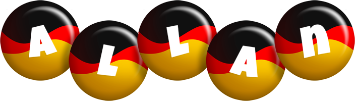 Allan german logo