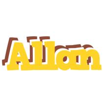 Allan hotcup logo