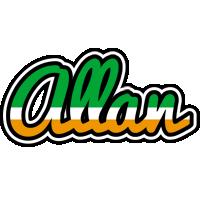 Allan ireland logo